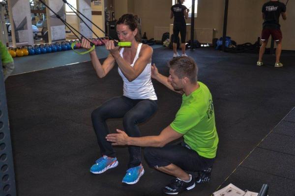 Impressionen aus dem BodyCROSS Functional Trainer Basics Lehrgang