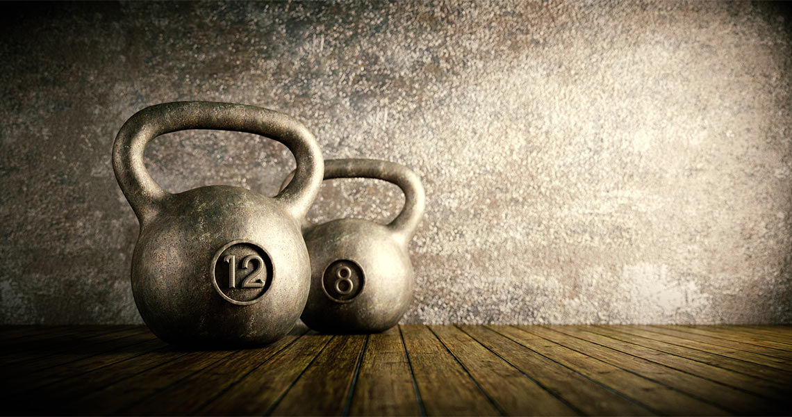 Kettlebell Functional Training mit BodyCROSS