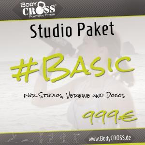 Ausstattungspakete BodyCROSS-Studiopaket-Basic