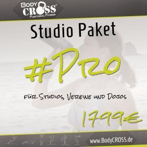 Ausstattungspakete BodyCROSS-Studiopaket-Pro
