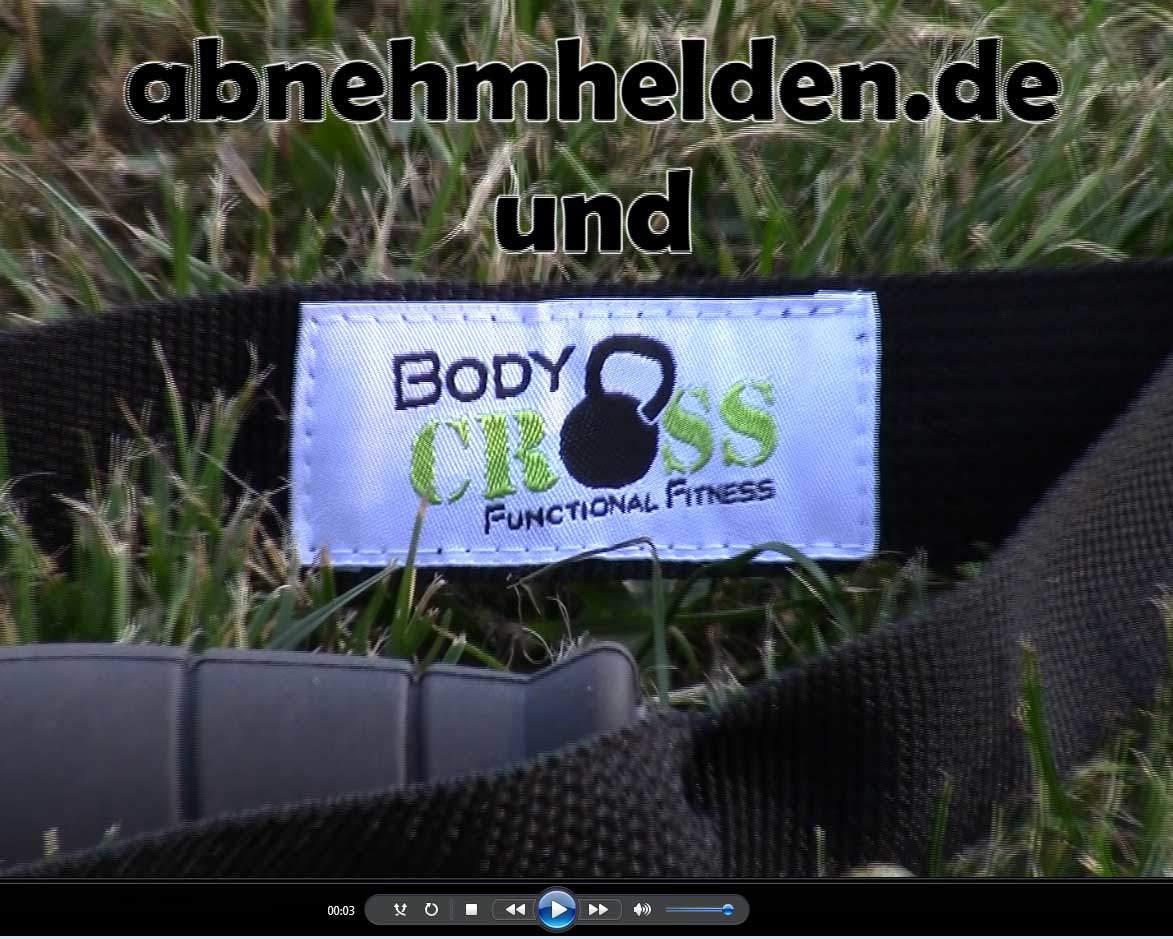 Funktionelles Zirkeltraining mit dem TGS von BodyCROSS