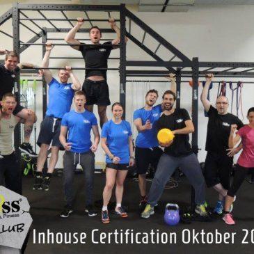 BodyCROSS Clubsystem – Vom Bodenbelag bis zur Inhouse Trainerausbildung