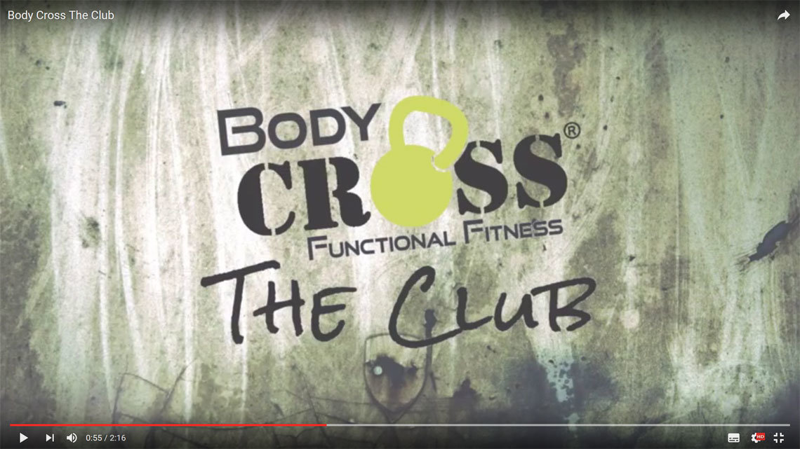 BodyCROSS The Club in Regensburg - Image Film