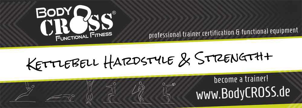 Kettlebell Hardstyle & Strength+ Weiterbildung
