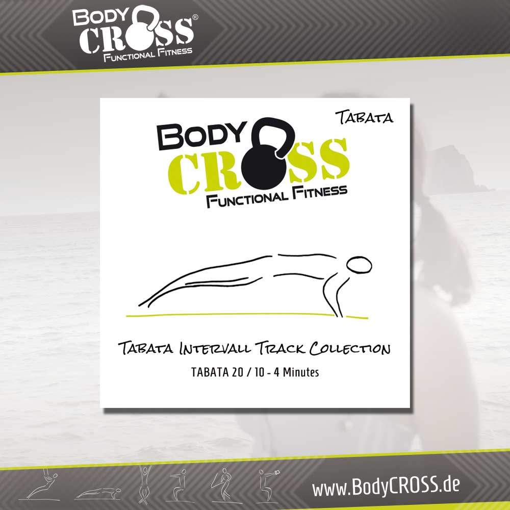 BodyCROSS Tabata Trainings Musik