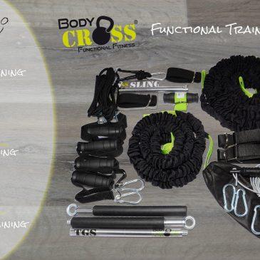 BodyCROSS® Functional Trainings Kit