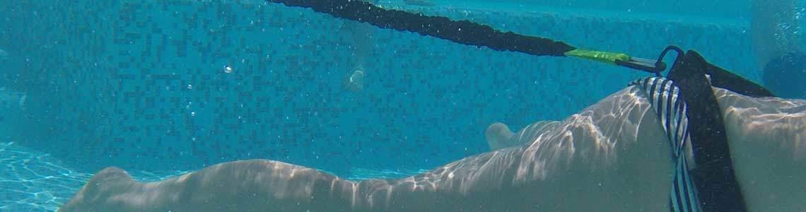Dein Schwimmtraining zuhause im Pool. Jetzt möglich!