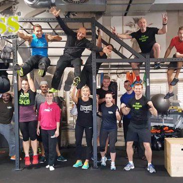BodyCROSS Trainerweiterbildung mit Dr. Daniel Gärtner