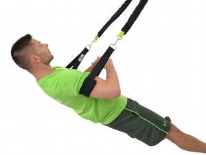 Übungsanleitung BodyCROSS Bungee Trainer