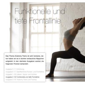 Faszientraining | Funktionelle und tiefe Frontallinie | Teil 4