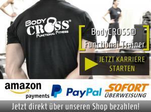 BodyCROSS® Functional Fitnesstrainer Ausbildung