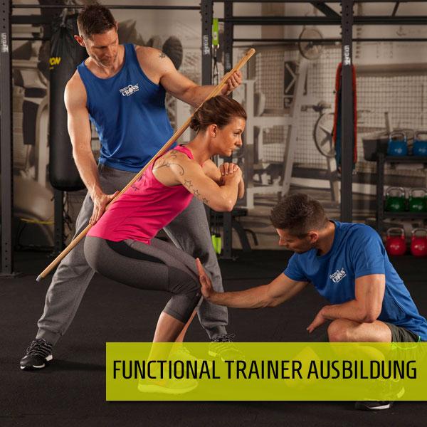 Functional Trainer Ausbildung