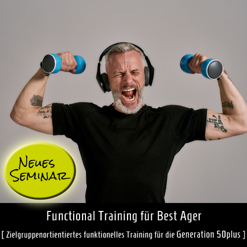 Functional Trainer für Best Ager